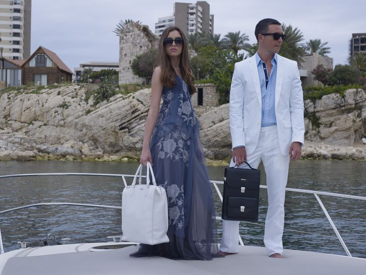 On the water or on the land MARK / GIUSTI are always the great travel companion