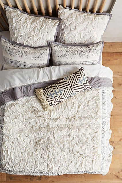 Anthropologie Trade Route Quilt #anthroregistry