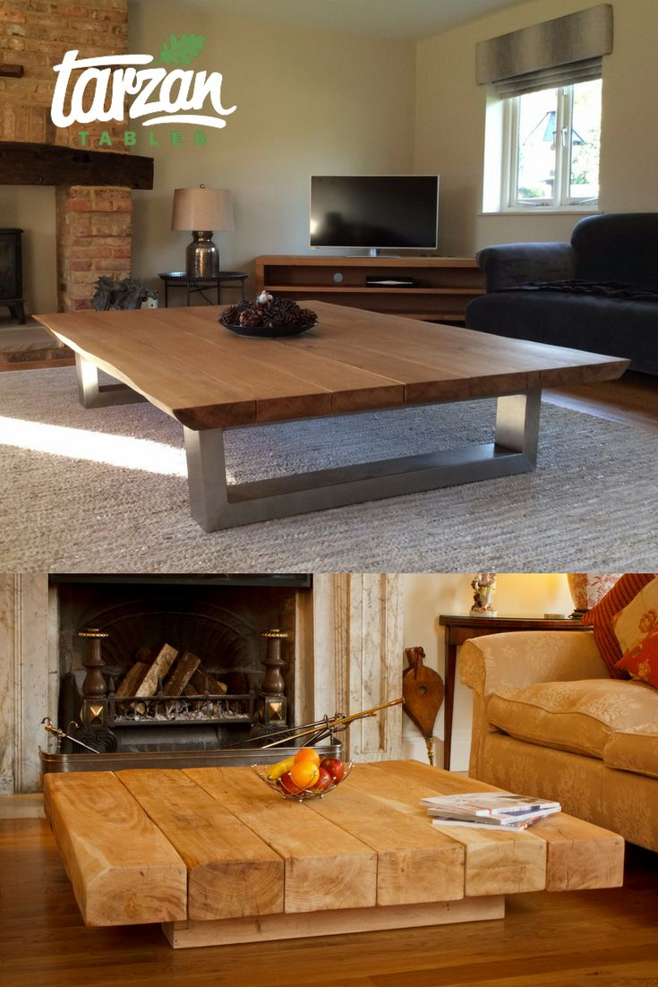 24 best Coffee Tables images on Pinterest Oak coffee table Centre