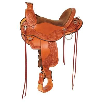 1157 Walnut Grove A-Fork Saddle