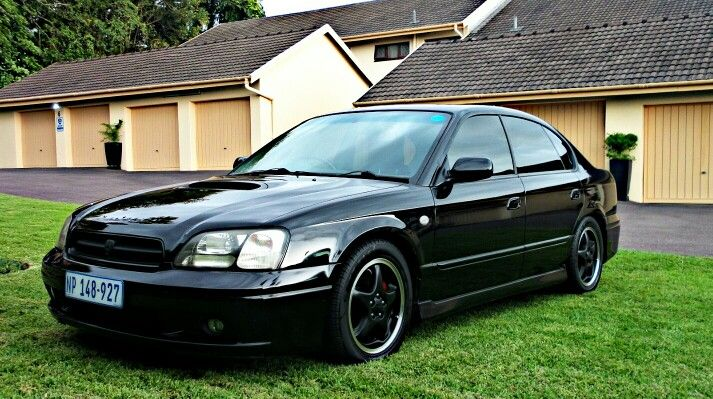 Subar legacy b4 twin turbo