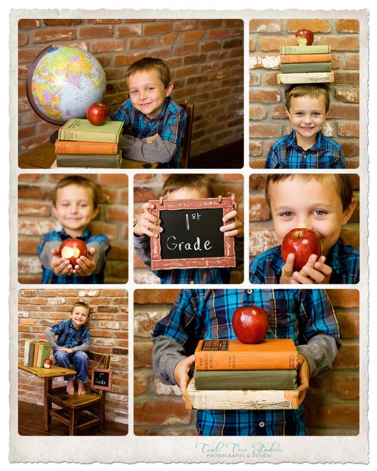 so cute :) think I may do a little something like this to celebrate Lillian's first day of school...of course will be before 1st grade but cute nonetheless!