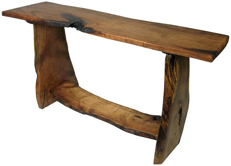 11 best mesquite furniture images on pinterest canapes for Free form wood coffee tables