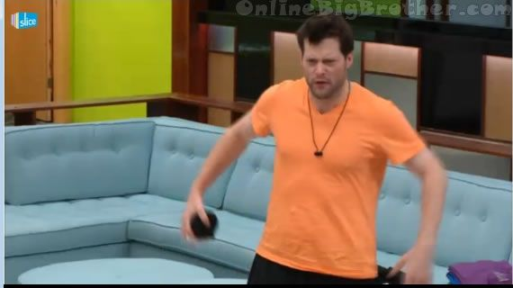 Big Brother Canada Night of Tasks Building a pyramid and Taking Showers