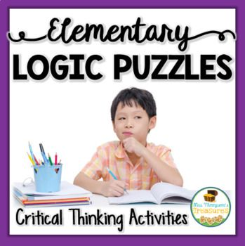 Games to improve logical thinking skills