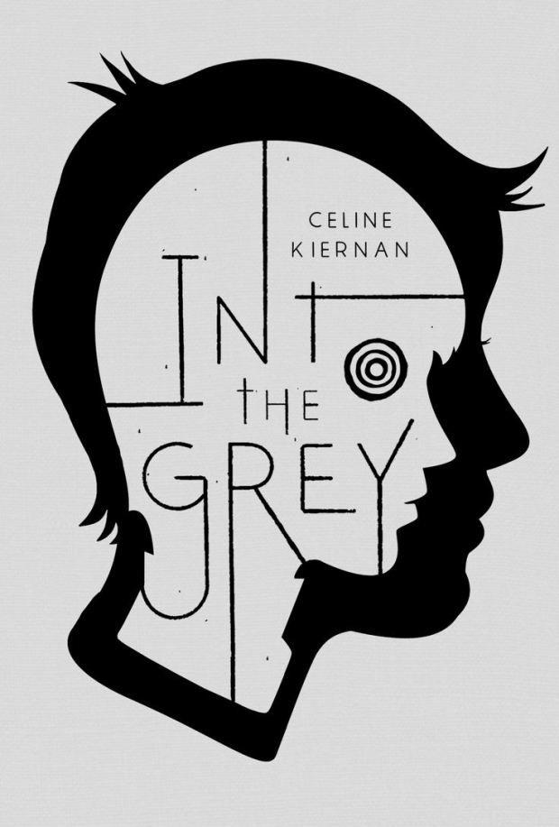 Into the Grey by Celine Kiernan; design by Matt Roeser (Candlewick / August 2014)