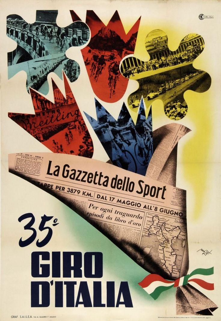 La Gazzetta dello Sport. Marco Rossi Sport, Giro d