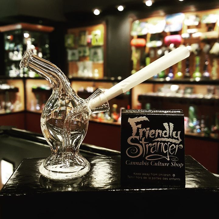 Blunt Bubblers have landed! Now you can enjoy the leisure of a spliff and the coolness of a bubbler!      #thefriendlystranger #cannabiscultureshop #toronto #weed #joints #blunts #rollit #smokeit #marijuana #easytokers #queenwest #smokeweedeveryday #its420somewhere #faded #smoke #toke