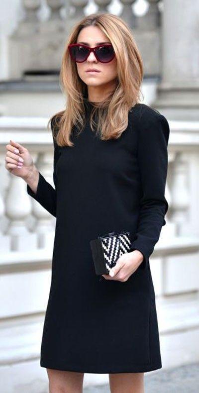 7. Little Black Dress
