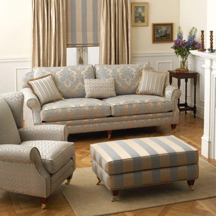 Warwick Fabrics : MARKHAM HOUSE  DRAPERY HANGER