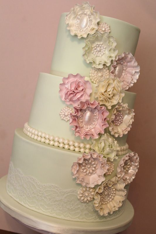 Sally Jane Cake Design wedding cakes & cupcakes in Halifax ...