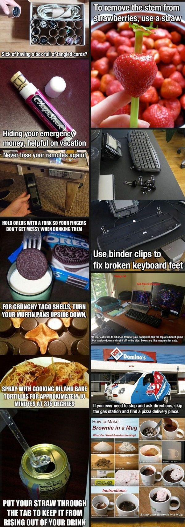 Diy life hacks part 3 pictures photos and images for Cool household hacks