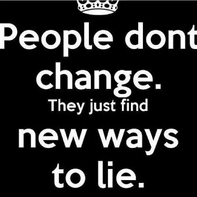 Truth is more important during periods of change
