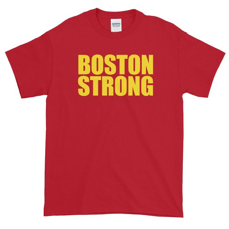 Boston Strong Short-Sleeve T-Shirt