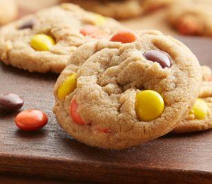 Biscuits au beurre d'arachides REESE'S MINI PIECES