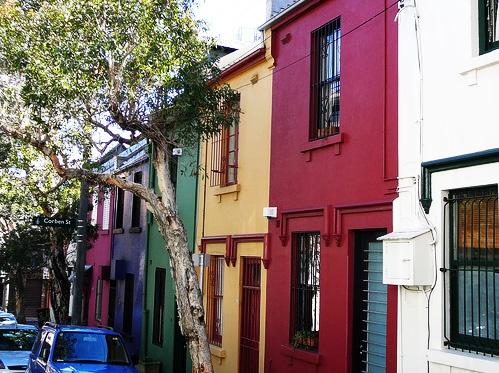 Colour me happy Surry Hills :)