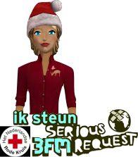 Serious Request Avatar. Neem zelf een sprekende avatar op je website in ruil voor je donatie!
