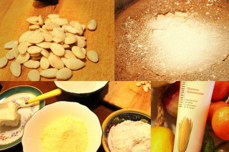 Dessert - Amor polenta. Ecco la ricetta: http://www.erbolario.com/ricettevegane/ricette/18-Amor_polenta Ispirata da L'Erbolario Ristruttura Shampoo Ristrutturante Alle proteine del Mais e all' estratto di Tè Verde