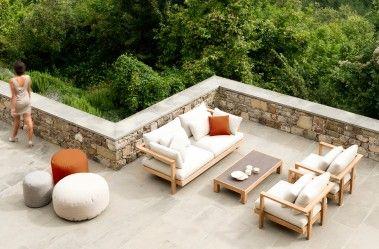 Divano Pure Sofa | Tribù
