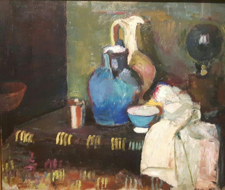 Brocca blu. Museo Pushkin Mosca.  1901