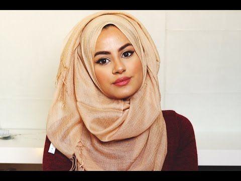THREE EASY HIJAB STYLES! | hijabhills - YouTube