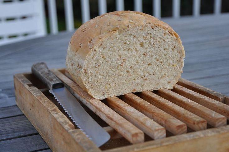 Multigrain Cereal Bread recipe on Food52