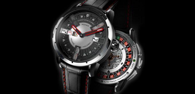 Dubai, arrivano gli orologi di lusso Christophe Claret
