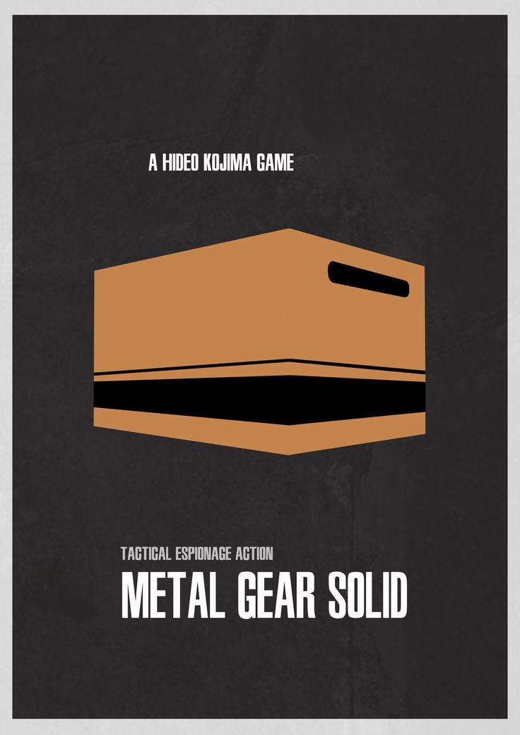 Metal Gear Solid #gaming