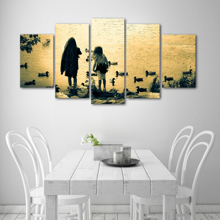 Kids Wall Art Prints Ready To Hang Canvas For Bedrooms