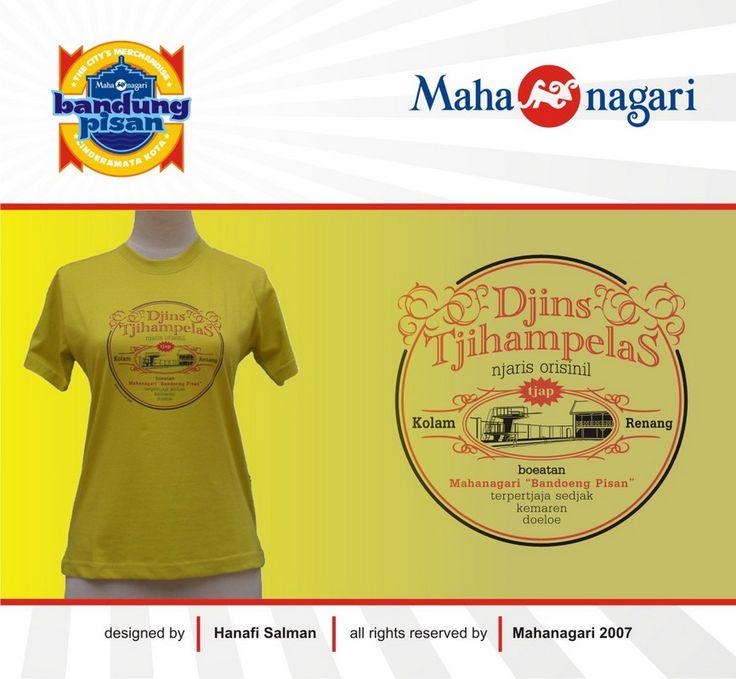 """Djin Tjihampelas"" copyrights Mahanagari 2007"