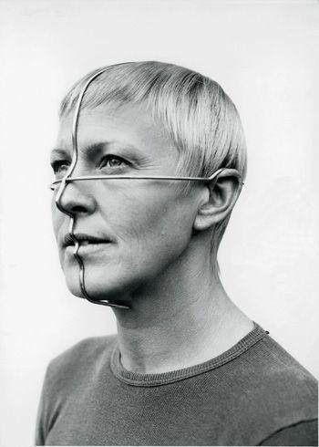 Gijs Bakker, Profile Ornament For Emmy Van Leersum, 1974