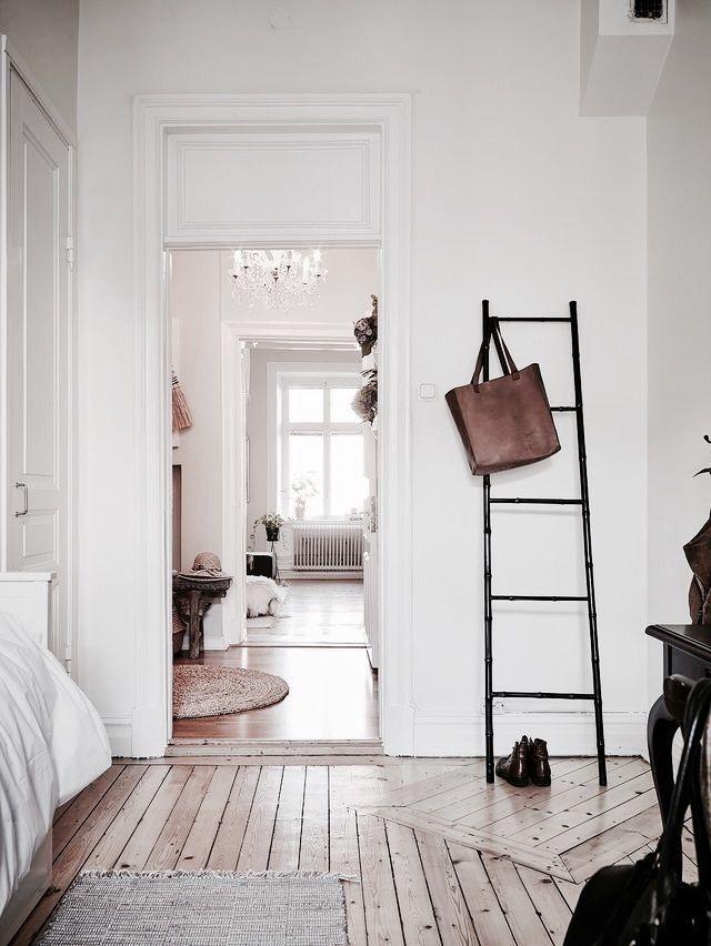 Minimalist European Apartment