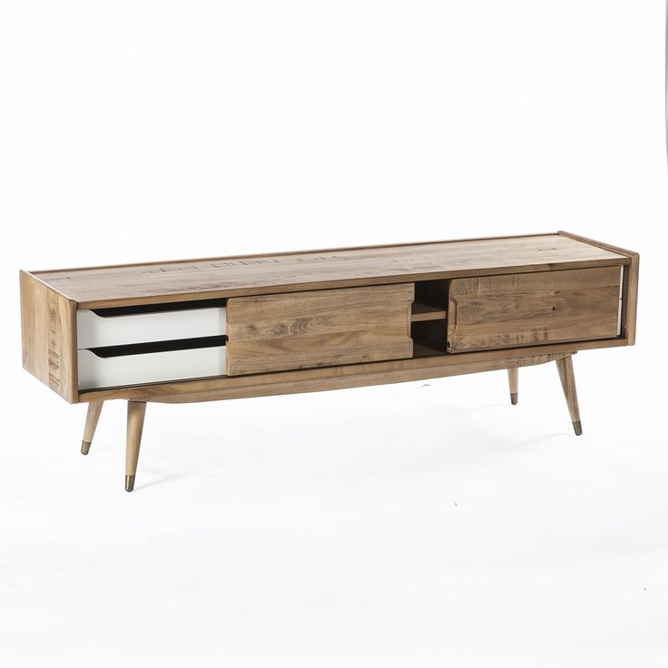Joren Entertainment Unit - Mid Century Modern TV Stand  http://www.franceandson.com/mid-century-modern-joren-entertainment-unit.html