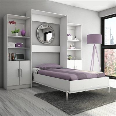 I discovered this Stellar Home Furniture S207-1 Eva Twin Wall Bed on Keep. View it now.