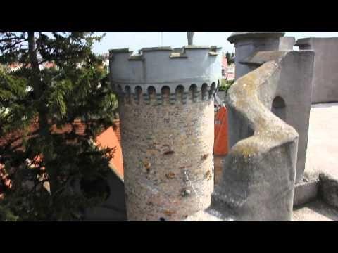 Замок вечной любви в Секешфехерваре #kukmor
