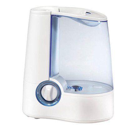 Vicks Evaporative Warm Mist Humidifier - V-745A