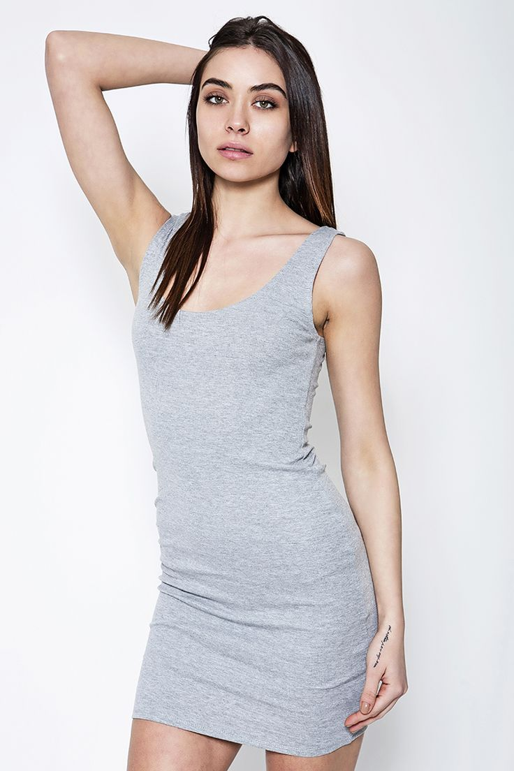 Mini Ribbed Φόρεμα - ΡΟΥΧΑ -> Φορέματα & Φόρμες | Made of Grace