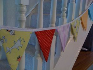 Moomin Party Bunting