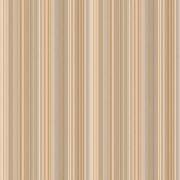 Metallic gold stripe. Indo Chic Collection by Galerie - G67403
