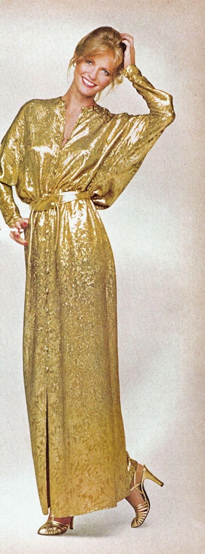 Bill Blass, Vogue - January 1978