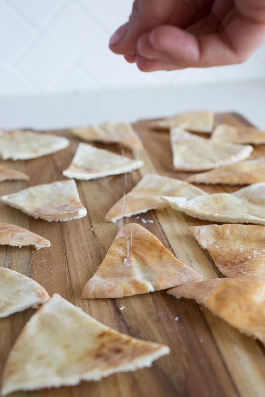 1000+ ideas about Homemade Pita Chips on Pinterest   Pita ...