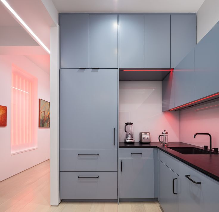 Photo 28 of 89 in Best Kitchen Colorful Photos - Dwell