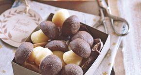 Mandlové hříbky jsou zárukou úspěchu, milují je děti i dospělí!