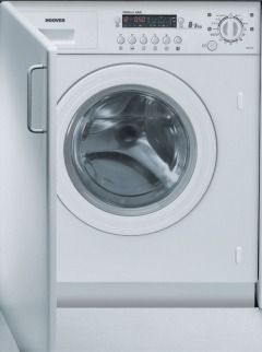 Hoover HDB854D Built In Washer Dryer