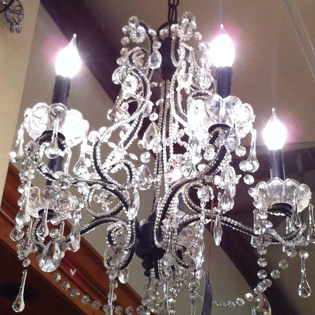 Salon chandelier