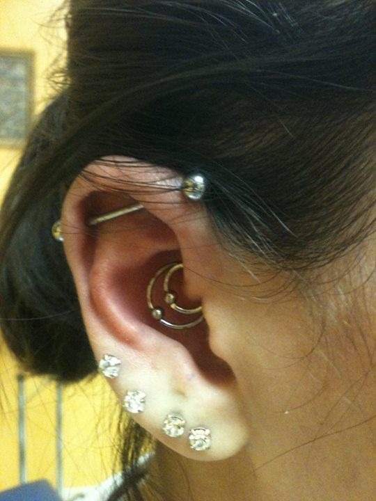 a quick guide on how to do body piercing The following is a helpful guide to assist you in knowing what to do and expect when preparing for a body piercing preparing for a piercing: the night before.