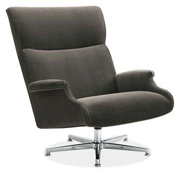 Beau Lounge Chair - Chairs - Living - Room & Board