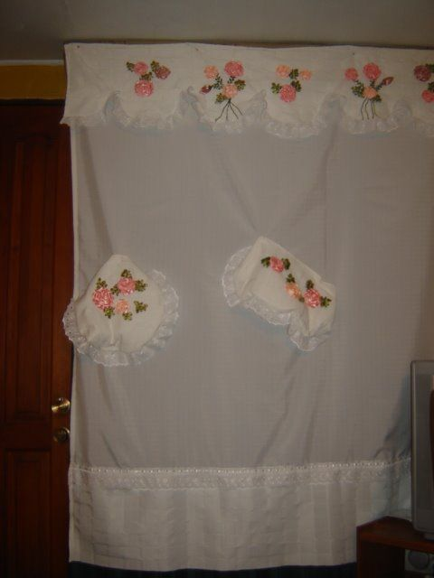 M s de 25 ideas incre bles sobre cortina de cintas en - Cinta para cortinas ...
