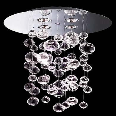PATRICK JOUIN, MURANO DUE, Ether suspension / luminaire objet design ...