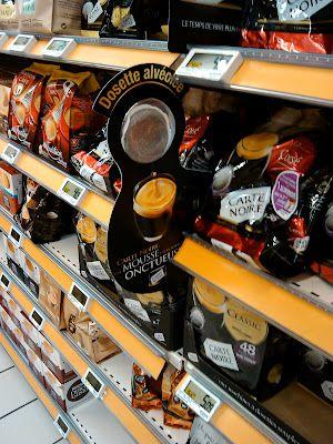 Es el tipo de PLV que se ve diariamente en casi cualquier tienda o supermercado muy sencillo